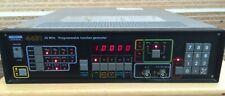 Enertec 20 MHz Schlumberger 4431 Function generator used