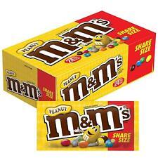 M&M's Peanut Sharing Size (3.27 oz., 24 ct.)