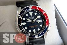Seiko Automatic 200m Diver Rubber Strap Men's Watch SKX009J1