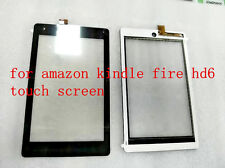 """6"""" Touch Screen Digitizer Replacement for Amazon Kindle Fire HD 6 PW98VM + glue"""