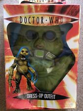 DOCTOR WHO Slitheen Dress-Up Costume Character Play suit