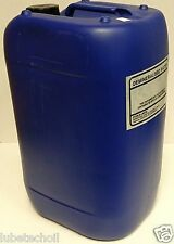 25 LITRE PURE DISTILLED DE-IONISED DEMINERALISED WATER