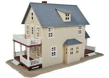 Walthers Trainline 931-901 HO Scale Assembled Two-Story House Model Kit