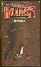 Halloween by Ben Greer-Avon Paperback First Printing-1980