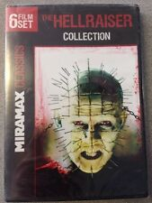 Miramax Classics: The Hellraiser Collection (DVD, 2011, 2-Disc Set) Brand New