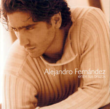 Audio CD - ALEJANDRO FERNANDEZ - Entre Tus Brazos - Very Good (VG) WORLDWIDE