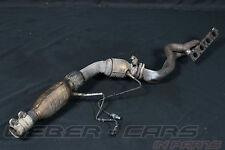 AUDI rs4 8e 420ps curva CATALIZZATORE TUBO GAS DI SCARICO KAT CIL 1-4 Catalyst 8e0254556 X
