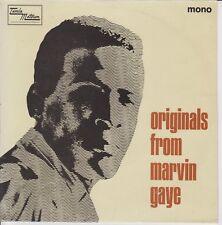 MARVIN GAYE Originals from Tamla Motown TME 2019