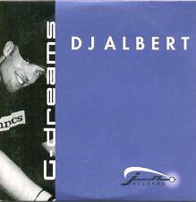 DJ ALBERT - G-dreams 2TR CDS 1999 TRANCE