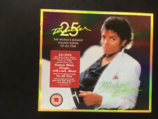 Thriller, 25th Anniversary Limited Edition (2008) (Audio CD) VERY GOOD