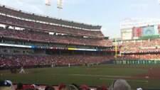 2 Infield Tickets Cincinnati Reds vs Chicago Cubs 6/6