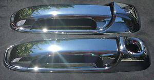 2006-2009 Mitsubishi Raider Chrome Door Handle Cover