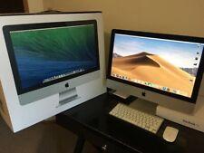 Apple Imac 21.5 Pouces, 8Go Ram, 2,7 Ghz, Ecran retina 1920x1080, Intel i5, 1To