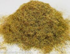 WWS  4mm Patchy Mix Static Grass 10g Railways Scenery landscape OO Gauge Model