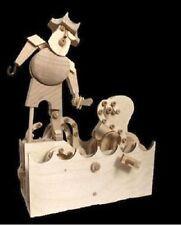 Véhicules miniatures en bois