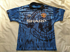 Manchester United 92/93 Away Shirt Size Small - Brilliant Condition
