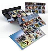 More details for dc comic hero's royal mail stamp presentation pack 2021 batman justice league