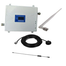 Dual Band Signal Booster Repeater 1800MHz Signal Booster 900mhz GSM Amplifier
