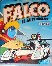 FALCO IL SUPERBOLIDE IL TV LIBRO SALANI JUNIOR 1980