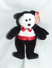 Ty Halloweenie Beanies - Van Pyre the Bear NEW!