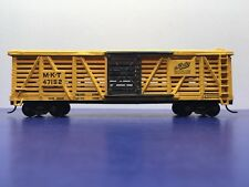 HO Scale  Vintage Life-Like M.K.T. 47152 The Katy Stock Car / Upgraded