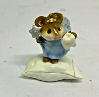 """RETIRED Wee Forest Folk 1987 M-148 """"Tooth Fairy"""" Signed """"AP"""""""