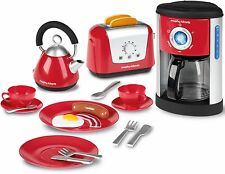 Casdon MORPHY RICHARDS KITCHEN SET Kettle Toaster Role Play Kids Toy/Gift - BN
