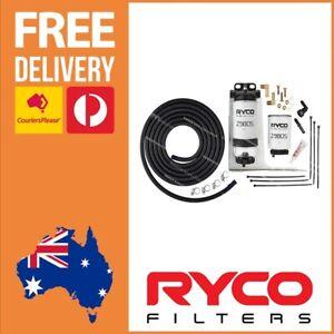 Ryco Fuel Water Separator Kit fits Holden Colorado RG 2.8L Diesel 6/2012 - On