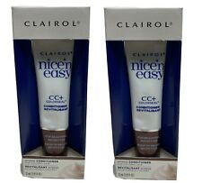 Clairol Nice 'N Easy CC Plus Color Seal Conditioner Beautiful Brunettes (2 Pack)