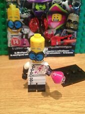 LEGO SERIES 14 MONSTER SCIENTIST MINT CONDITION