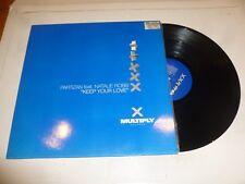 "PARTIZAN feat NATALIE ROBB - Keep your love - 1997 UK 4-track 12"" Vinyl Single"