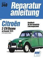Citroen 2 CV 6 / Dyane 6 / (2012, Kunststoffeinband)