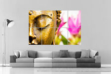 ZEN BUDDHA BOUDDHA SWEET HOME DECO  Poster Grand format A0 Large Print