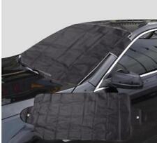 Auto Windshield Snow Sun Cover Tarp Ice Scraper Frost Removal Car Truck Van SUV