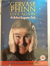 Gervase Phinn - A SCHULE INSPECTOR ANRUFE - Live Steh Auf Comedy UK DVD