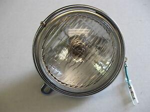 HONDA Z50  HEADLIGHT ASSEMBLY ONLY K1-K2  1969'-1971' NEW  bucket not included