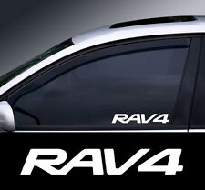 2 x Toyota Rav4 Window Decal Sticker Graphic *Colour Choice*