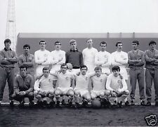 Leeds United 1960s Wonder Team Awsome 10x8 Photo