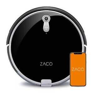 ZACO A8s 2in1 Saugroboter mit Wischfunktion Ladestation Roboterstaubsauger smart