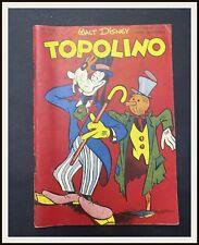 ⭐ TOPOLINO libretto # 44 - Disney Mondadori 1952 - DISNEYANA.IT ⭐