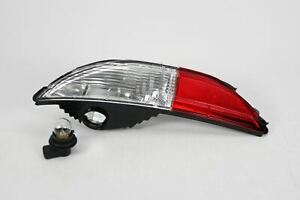 Fiat Grande Punto 05-09 Rear Reverse Bumper Light Left Passenger Near Side OEM