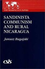 Sandinista Communism and Rural Nicaragua (Paperback or Softback)