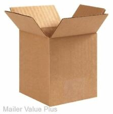 100 - 4 x 4 x 6 Shipping Boxes Packing Moving Storage Cartons Mailing Box