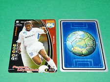 FOOTBALL CARD WIZARDS 2001-2002 P. LUYINDULA GERLAND OLYMPIQUE LYON OL PANINI