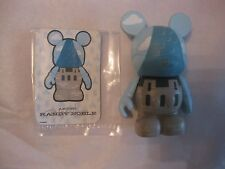 Disney 3 Inch Vinylmation Park Series 3 Figurine WDW Castle By Randy Noble  vy37