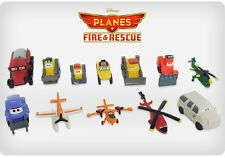 Pln2ct Disneys Planes Fire and Rescue DECORAZIONI PER TORTA Set di 12 cifre
