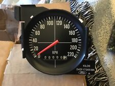 NOS 1975 1976 1977 1978 FORD MUSTANG II 220 KILOMETER SPEEDOMETER ASSEMBLY