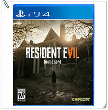 PS4 Resident Evil 7 biohazard RE7 SONY Action Game Capcom