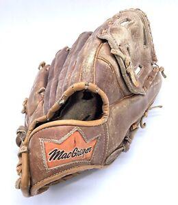 HANK AARON - MacGregor Baseball Glove 715P - All Time Home Run King - Left Hand