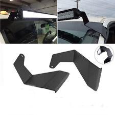 """52"""" Straight LED Light Bar Mount Roof Bracket For 99-14 Dodge Ram 1500 2500 3500"""